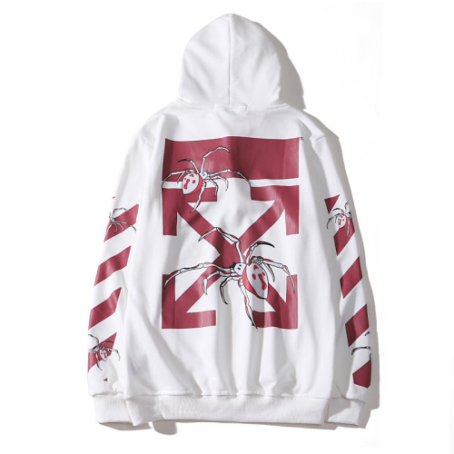 2020 Summer Fashion Hoodies White