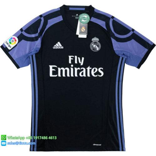 Real Madrid 2016/17 Third Retro Jersey