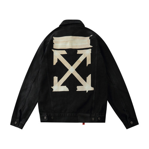 2020 Summer Fashion Denim Jacket Black