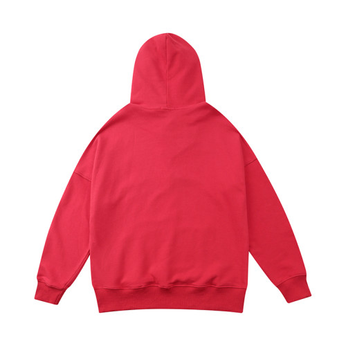 2020 Summer Fashion Hoodies Red