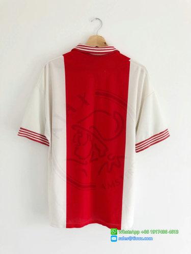 Ajax 1995/96 Home Retro Jersey