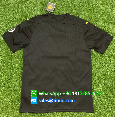 Thai Version Borussia Dortmund 20/21 Away Soccer Jersey