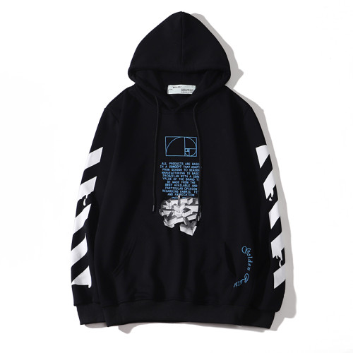 2020 Summer Fashion Hoodies Black