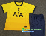 TOT 20/21 Kids Third Soccer Jersey and Short Kit