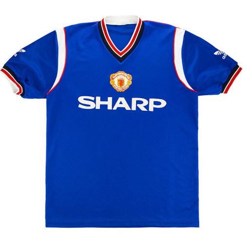 Manchester United 1984-86 Third Retro Jersey