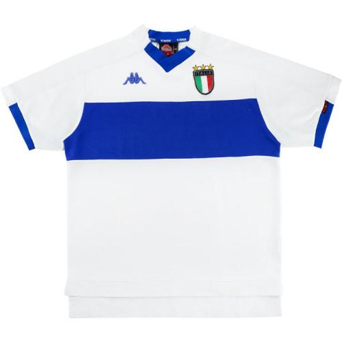 Italy 1998/2000 Home Retro Soccer Jersey