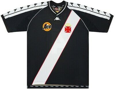 Vasco da Gama 1999-2000 Home Retro Jersey