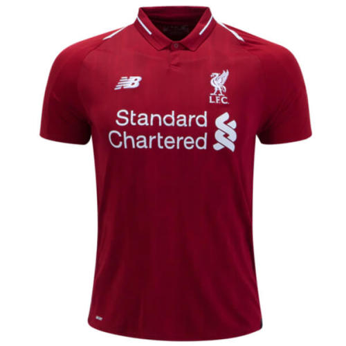 Liverpool 2018/19 Home Retro Jersey