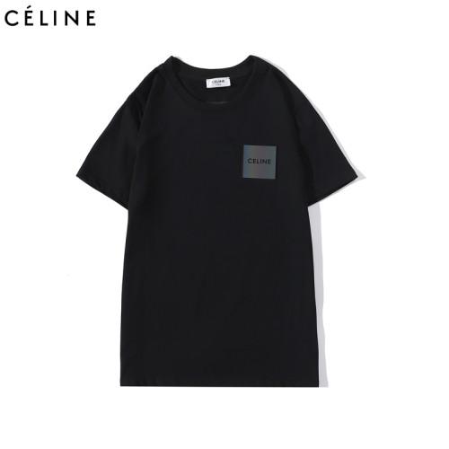2020 Summer Luxury Brands T-shirt Reflective Black