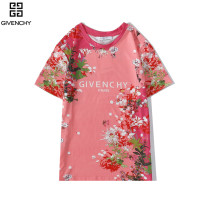 2020 Summer Luxury Brands T-shirt Red