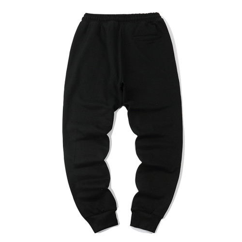 2020 Fall Fashion Brand Pants Black
