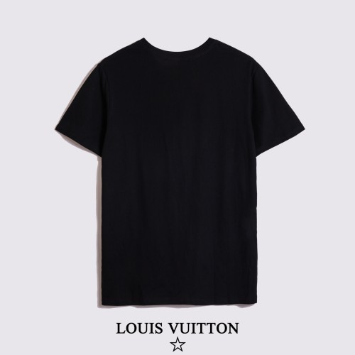 2020 Summer Luxury Brand T-shirt Black