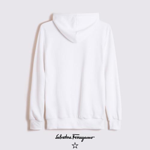2020 Fall Fashion Brand Hoodies White