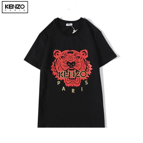 2020 Summer Fashion Brand T-shirt Black