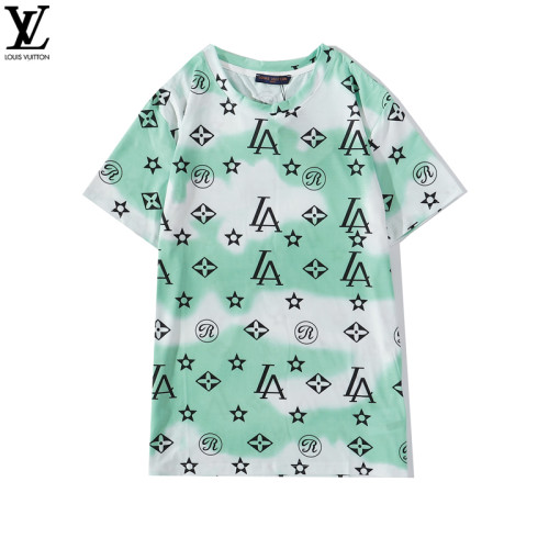 2020 Summer Luxury Brand T-shirt Green