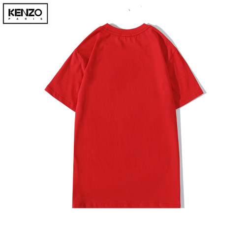 2020 Summer Fashion Brand T-shirt Red