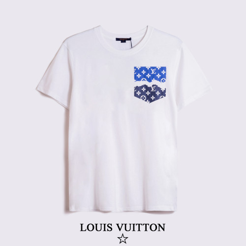 2020 Summer Luxury Brand T-shirt White