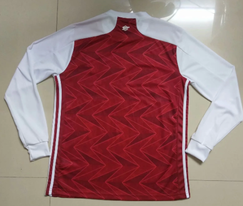 Thai Version Arsenal 20/21 Home LS Soccer Jersey