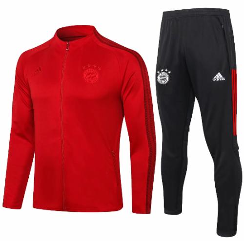 Bayern Munich 20/21 Jacket and Pants-A367
