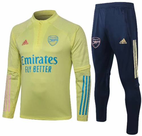 Arsenal 20/21 Soccer Training Top and Pants-B412