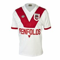 St George Dragons 1979 Retro Rugby League Jersey