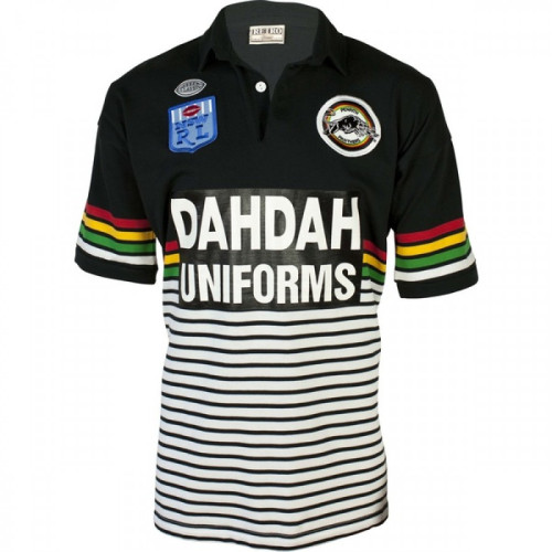 Penrith Panthers 1991 Retro Rugby Jersey