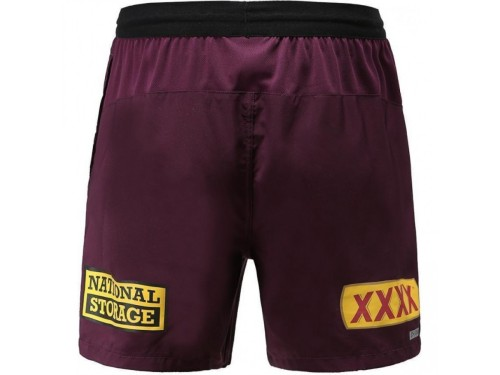 Brisbane Broncos 2020 Men's Rugby Training Shorts