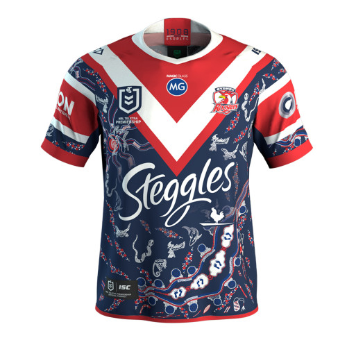 Sydney Rooster 2020 Mens Indigenous Rugby Jersey