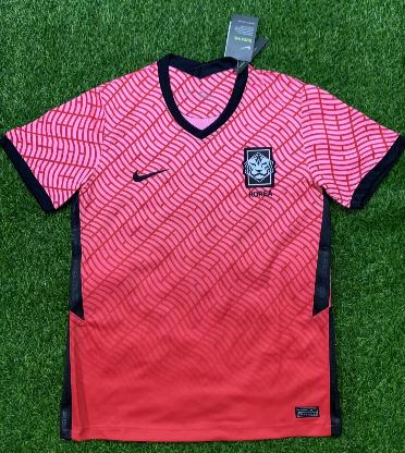 Thai Version Korea 20/21 Home Soccer Jersey