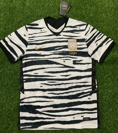 Thai Version Korea 20/21 Away Soccer Jersey