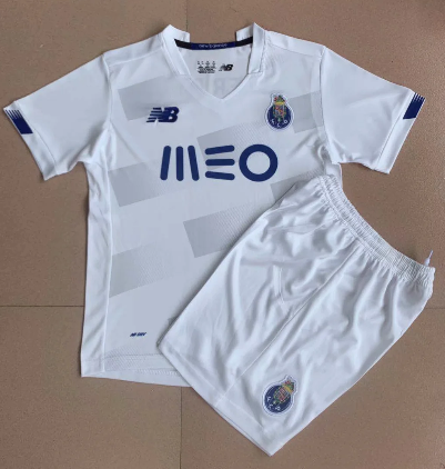 FC Porto 20/21 Kids Third Soccer Jersey and Short Kit