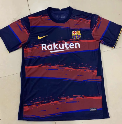 Thai Version Barcelona 20/21 Special Classical Soccer Jersey