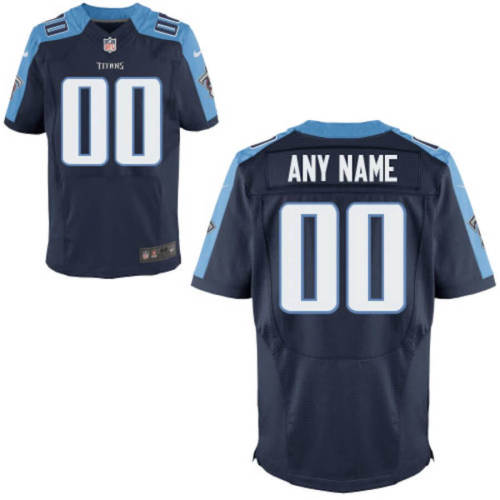 Youth Navy Customized Team Jersey