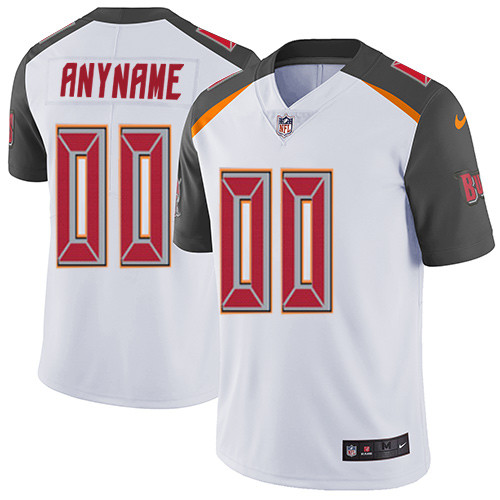 Youth White Custom Game Team Jersey