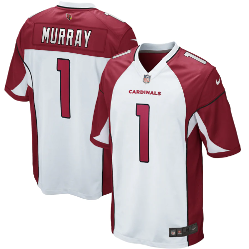 Kyler Murray Game Player Team Jersey - White
