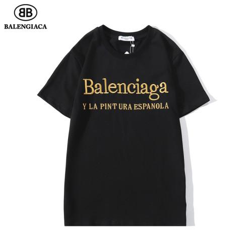 2020 Summer Luxury Brands T-shirt Black