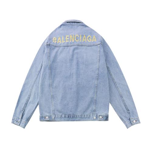 2020 Fall Luxury Brands Denim Jacket Blue