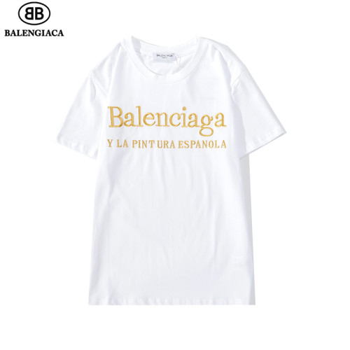 2020 Summer Luxury Brands T-shirt White