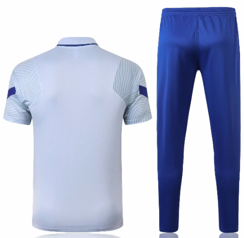 Chelsea 20/21 Training Polo and Pants - #C554