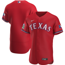 Men's Scarlet Alternate 2020 Authentic Team Jersey