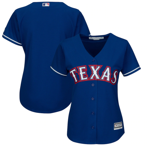 Women's Royal Alternate Cool Base Team Jersey