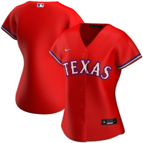 Women's Red Alternate 2020 Replica Team Jersey