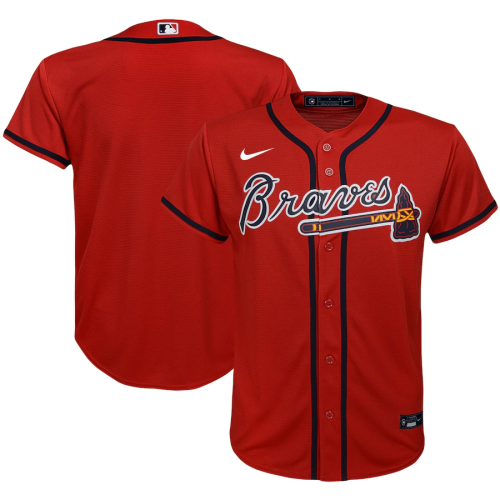 Youth Red Alternate 2020 Replica Team Jersey