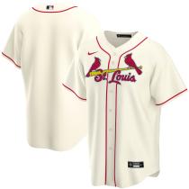 Men's Cream Alternate 2020 Replica Team Jersey