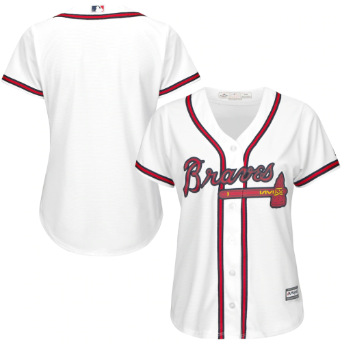 Women's White Home Cool Base Jersey