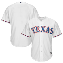 Youth White Home Cool Base Jersey