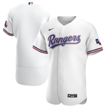 Men's White Home 2020 Authentic Team Logo Jersey
