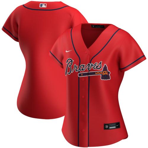 Women's Red Alternate 2020 Replica Jersey