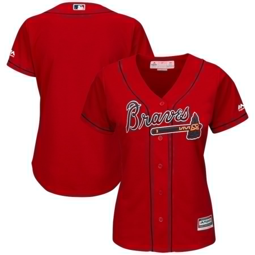 Women's Scarlet 2019 Alternate Cool Base Team Jersey
