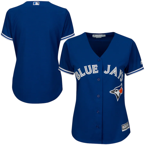 Women's Royal Alternate Replica Cool Base Team Jersey